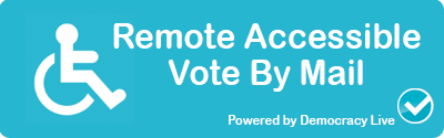Remote Accessible Vote by Mail